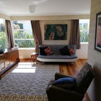Super Central Cosy Greytown House with Garage