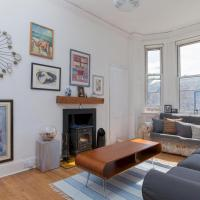 Home by the sea- 1 bed Edinburgh seaside delight