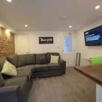 *New* Refurbished 5 Double Bed, 5 En Suite Whole House - City Centre