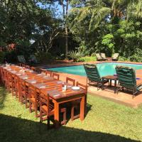 The Nile Porch Lodge