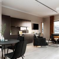 Luxury Downtown apartments - ap 201