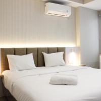 Scenic Studio+ @ Sudirman Suites Apartment Bandung By Travelio