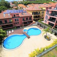living Apartment With Private Pools, jacuzzi,Gym