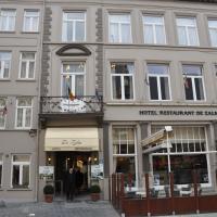 Hotel De Zalm, hotel in Oudenaarde
