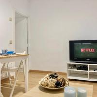 Apartamento Almonacid 2 - 4 dorm, renovado, Wifi, Netflix, bien comunicado