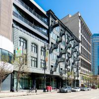 Premium Downtown Loft - w/Rooftop Patio, Gym & More
