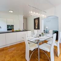 Family Apartment in Baden-Baden's City Centre