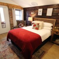 Boutique Garden Lodge @ The Larches