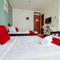 RedDoorz Plus near Bangko Sentral Ng Pilipinas Davao, hotel in Davao City