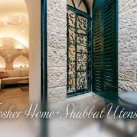 Luxury In The Old City