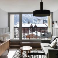 Appartement La Vallée Blanche avec parking gratuit