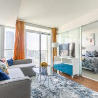 Simply Comfort. Stunning Downtown Condos