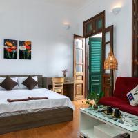 Tranquil apartment near Truc Bach lake Central Hanoi