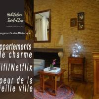 Habitation Saint-Clar Vieille Ville