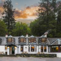 Coylet Inn by Loch Eck