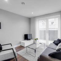 Modern 2BR Townhouse in Central Manchester