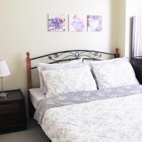 Elan Homes - 1BR Condo (Living Area, Bedroom, Kitchen, Pool)