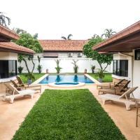 Luxury 5bhk private pool villa 500 m to Jomtien beach