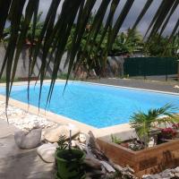 Chambre d'hôte dansVilla Coeur-CoCo piscine