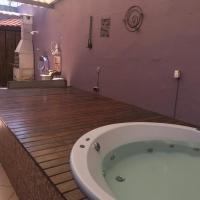 Casa em condomínio no Guarujá