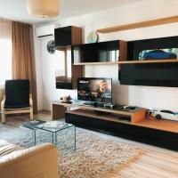 CONFEDERATION - Aviatiei - 60m Apartment with Free Netflix