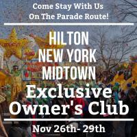Hilton New York Owner's Club - Midtown
