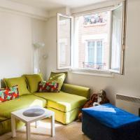 HostnFly apartments - Pleasant studio close to the famous Père-Lachaise