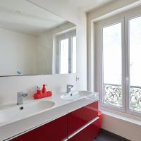 HostnFly apartments - Great house in Montmartre with garden & terrace
