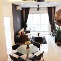 Cozy HomeStay Skypod 1-5 pax, Puchong ,Sunway
