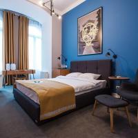 E4 Hotel, отель в Одессе, в районе Приморский