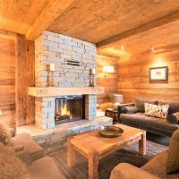 Chalet Ourson Brun by Mrs Miggins