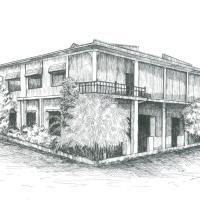 SYRI Guesthouse Vientiane Hostel & Cafe