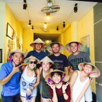 The Art - Vitamin Smiles Hostel
