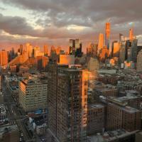 Great Views Midtown Heart Of Manhattan Studio