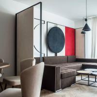 Preslav - Luxury Apartment Near a Metro Station