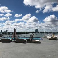 Waterfront studio-apartment