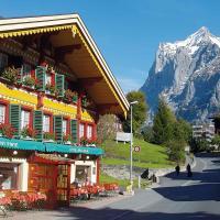 Hotel Bellevue Pinte, hôtel à Grindelwald