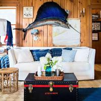 Charming Oceanview Montauk Beach Cottage