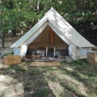 Manfrè Glamping Tent