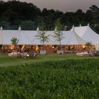 The Golf Open 2020 Luxury Glamping Sandwich Kent