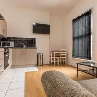 Self contained flat 26 with parking close to Hospital