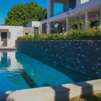 Architect Villa with Pool, Garden and Terraces in Biarritz