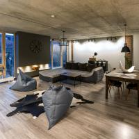 Manto Loft style apartment 85m2+ underground parking