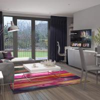 Luxe Luxury Family Apartments Slough-Windsor Heathrow
