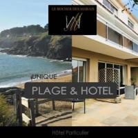 """Hotel Particulier Le Rocher Des Marais """"Vue Mer"""""""