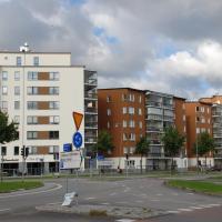 Family apartment near Lindholmen's bus station