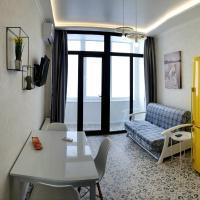 Apartment SKY 24 floor in centre