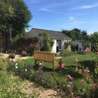 Garden studio near Stonehenge