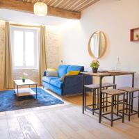 Renovated cosy studio-vieil Antibes