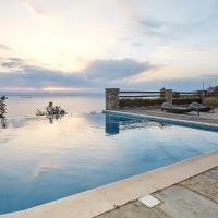 Luxury & Unique Black Diamond Villa in Pelion, Greece
